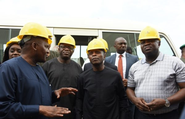 $17bn Gas pipeline in Lagos will provide unhindered petrol – Dangote